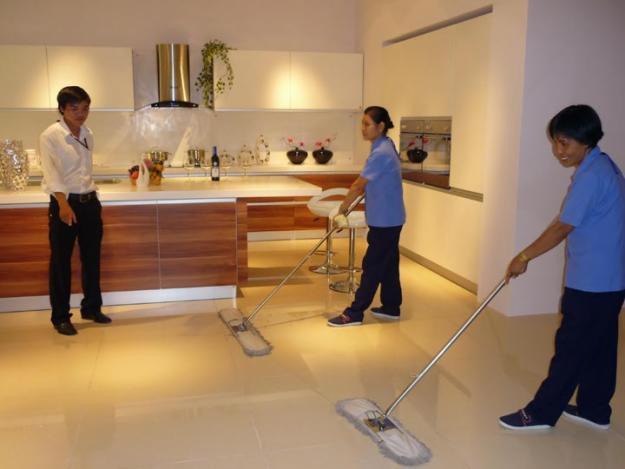dịch vụ vệ sinh hàng ngày tại HCM