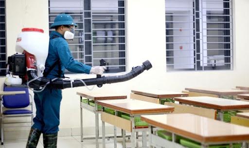 Dịch vụ khử trùng diệt khuẩn nhà máy tại TPHCM